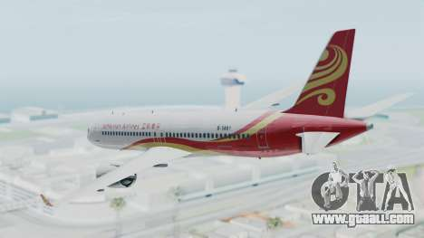 Comac C919 Hainan Airlines Livery for GTA San Andreas left view