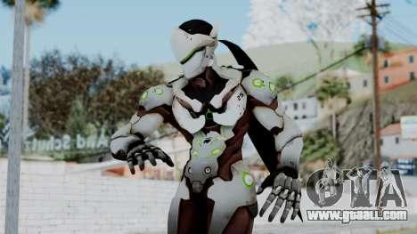 Genji - Overwatch for GTA San Andreas