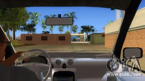 Hyundai Atos 2006 for GTA San Andreas inner view
