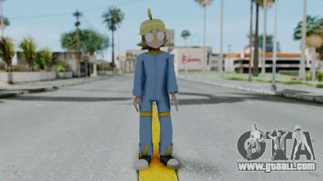 Pokémon XY Series, Clemont for GTA San Andreas second screenshot