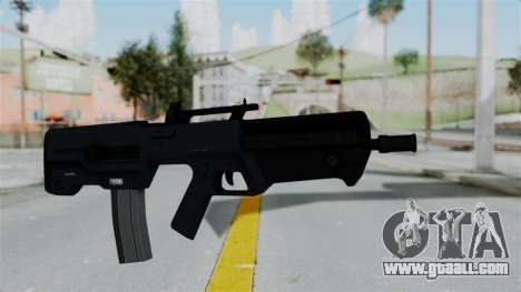 GTA 5 Advanced Rifle for GTA San Andreas