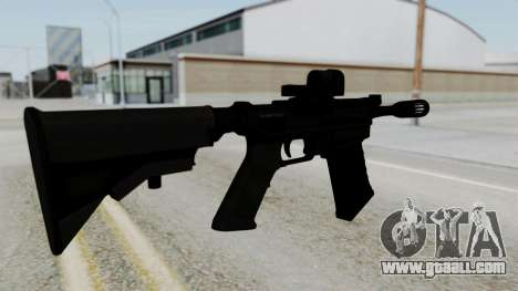 M24MASS for GTA San Andreas second screenshot