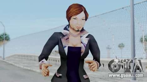Bully Insanity Edition - Mom for GTA San Andreas