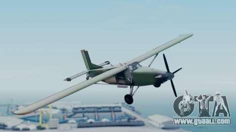 PC-6 USAF Markings for GTA San Andreas