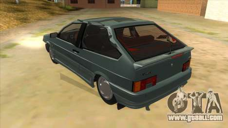 VAZ 2113 shifter for GTA San Andreas back left view
