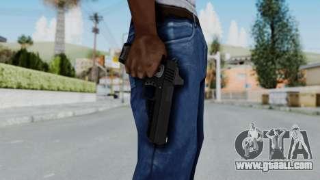 GTA 5 Heavy Pistol - Misterix 4 Weapons for GTA San Andreas