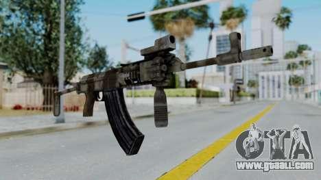 Arma OA AK-47 Eotech for GTA San Andreas