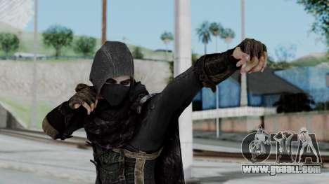 Garrett - Thief for GTA San Andreas