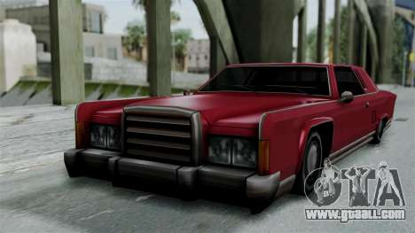 Remington Las Vivas for GTA San Andreas