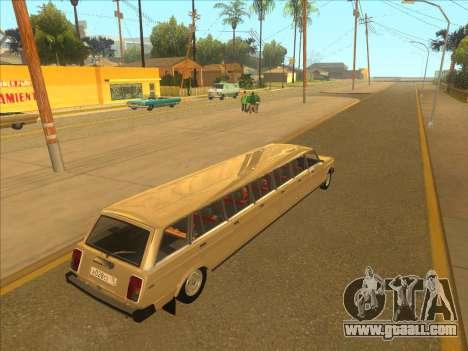 VAZ 2104 13-door for GTA San Andreas right view