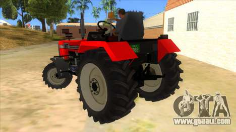 IMT Traktor for GTA San Andreas back left view
