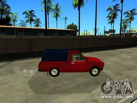 VAZ 2104 Pickup for GTA San Andreas left view