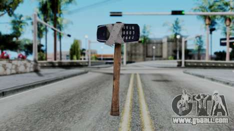 Nokia 3310 Hammer for GTA San Andreas
