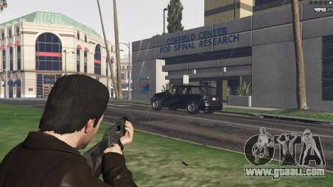 GTA 5 Extreme Low End PC Settings (512Mb VRAM) FINAL sixth screenshot