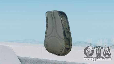 Arma 2 Czech Pouch Backpack for GTA San Andreas third screenshot