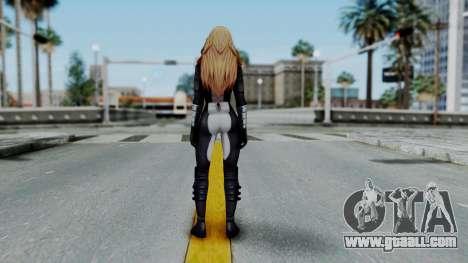 Marvel Future Fight - Mockingbird for GTA San Andreas third screenshot