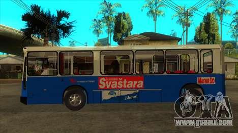 Ikarbus - Subotica trans for GTA San Andreas left view