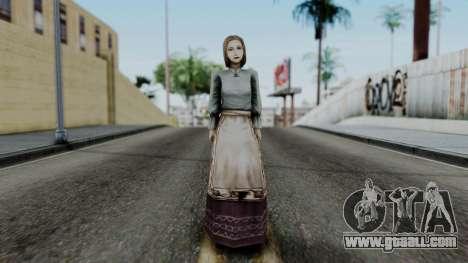 Girl Skin 6 for GTA San Andreas second screenshot