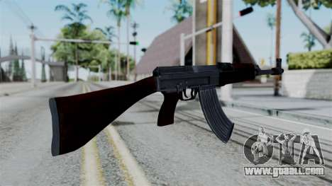 No More Room in Hell - CZ 858 for GTA San Andreas third screenshot