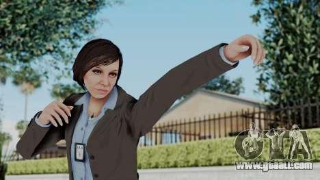 GTA 5 Karen Daniels IAA for GTA San Andreas