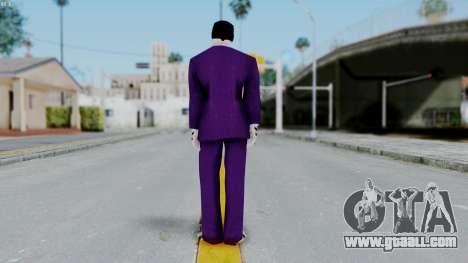 Bully Insanity Edition - MJ for GTA San Andreas third screenshot