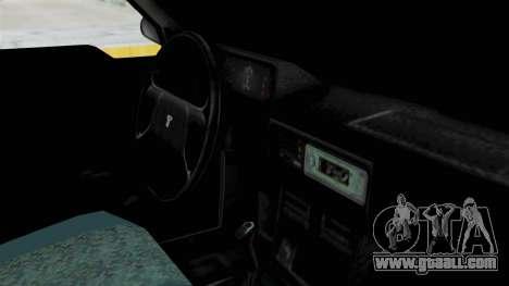 Tofas Dogan SLX for GTA San Andreas right view