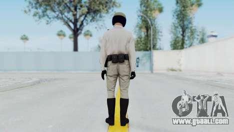GTA 5 Cop-Biker for GTA San Andreas third screenshot