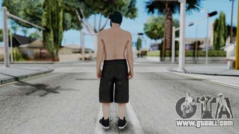 Skin Random 1 from GTA 5 Online for GTA San Andreas third screenshot