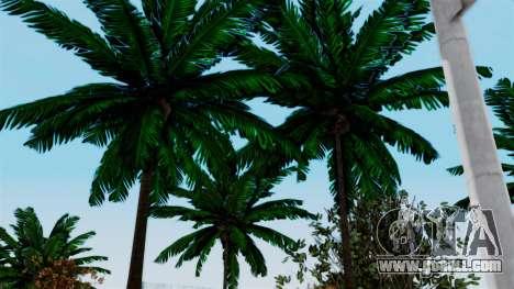 Vegetation Ultra HD for GTA San Andreas third screenshot