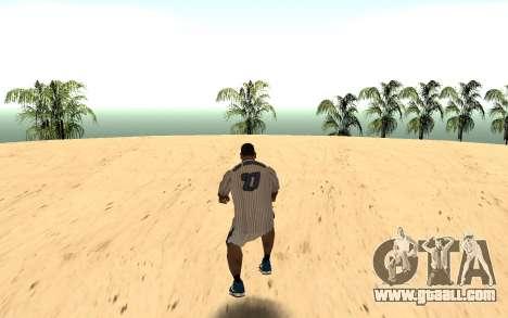Invisibile BMX for GTA San Andreas second screenshot