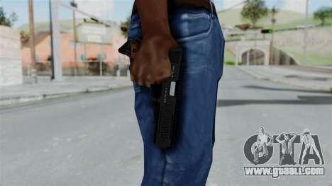 GTA 5 AP Pistol for GTA San Andreas third screenshot