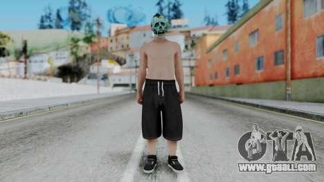 Skin Random 1 from GTA 5 Online for GTA San Andreas second screenshot