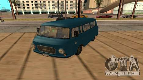 Barkas B1000 for GTA San Andreas