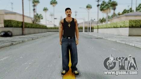 GTA 5 Mexican Goon 2 for GTA San Andreas second screenshot