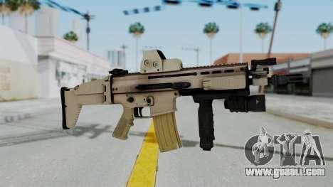 Arma2 MK16 Holo for GTA San Andreas