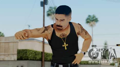 GTA 5 Mexican Goon 2 for GTA San Andreas