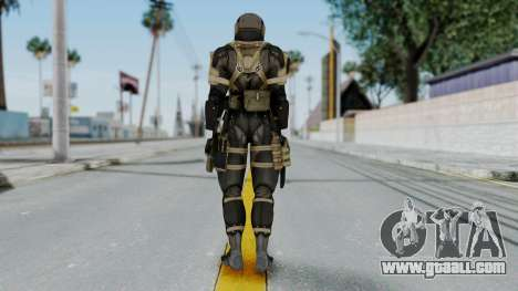 Frog from Metal Gear Solid 4 for GTA San Andreas third screenshot