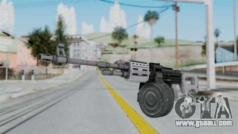 GTA 5 MG - Misterix 4 Weapons for GTA San Andreas