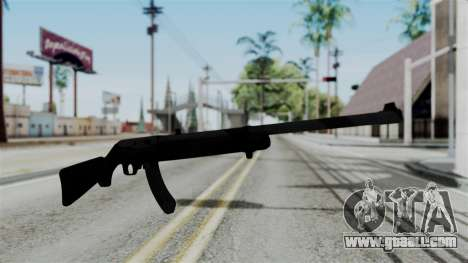 No More Room in Hell - Ruger 10 22 for GTA San Andreas