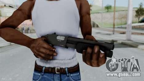 GTA 5 Sawnoff Shotgun for GTA San Andreas