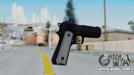 GTA 5 Heavy Pistol - Misterix 4 Weapons for GTA San Andreas third screenshot