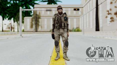 Crysis 2 US Soldier 2 Bodygroup A for GTA San Andreas second screenshot