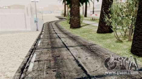 New Beach Textures for GTA San Andreas third screenshot