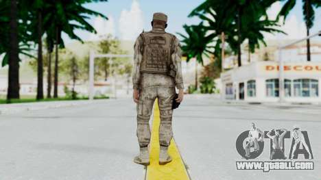 Crysis 2 US Soldier 5 Bodygroup A for GTA San Andreas third screenshot