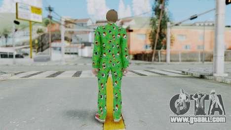 GTA Online DLC Festive Suprice 4 for GTA San Andreas third screenshot