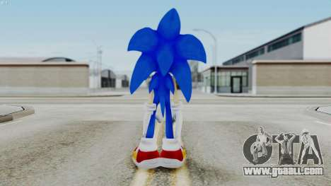Sonic The Hedgehog 2006 for GTA San Andreas third screenshot