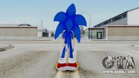 Sonic The Hedgehog 2006 for GTA San Andreas third screenshot