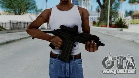 9A-91 Kobra for GTA San Andreas third screenshot