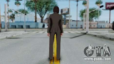 GTA 5 Karen Daniels IAA for GTA San Andreas third screenshot