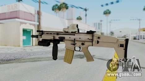 Arma2 MK16 Holo for GTA San Andreas second screenshot